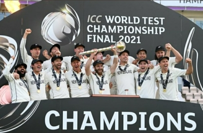 NZ board gives in to crowd demand, plans nationwide tour for ICC mace   NZ board gives in to crowd demand, plans nationwide tour for ICC mace