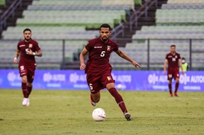Venezuela midfielder Herrera to miss rest of Copa America | Venezuela midfielder Herrera to miss rest of Copa America