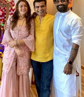 Remo D'Souza, wife Lizelle join Suuraj Sinngh to produce digital content | Remo D'Souza, wife Lizelle join Suuraj Sinngh to produce digital content