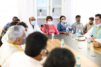 UP Congress veterans question Priyanka's leadership | UP Congress veterans question Priyanka's leadership