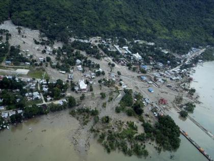 Flash floods, landslides kill 44 in Indonesia   Flash floods, landslides kill 44 in Indonesia
