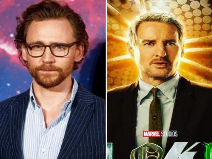 Tom Hiddleston talks about Owen Wilson's portrayal of Mobius in upcoming 'Loki' series | Tom Hiddleston talks about Owen Wilson's portrayal of Mobius in upcoming 'Loki' series