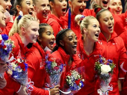 Tokyo Olympics: Team USA show great rhythm during official practice | Tokyo Olympics: Team USA show great rhythm during official practice
