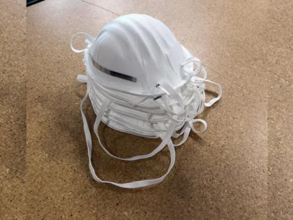 Counterfeit N95 masks from China worth USD 350,000 seized at US' Houston seaport | Counterfeit N95 masks from China worth USD 350,000 seized at US' Houston seaport