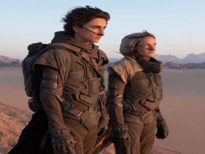 Warner Bros. releases new intriguing trailer of 'Dune'   Warner Bros. releases new intriguing trailer of 'Dune'
