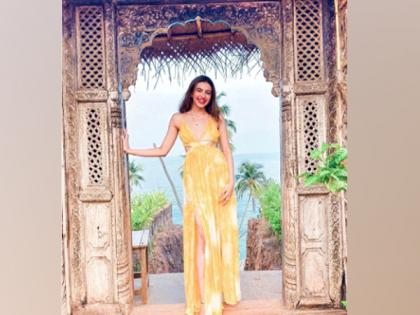 Kashika Kapoor makes her name in the industry with her impeccable acting skills | Kashika Kapoor makes her name in the industry with her impeccable acting skills