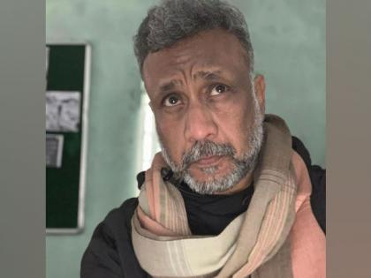 Anubhav Sinha shares picture from 'Anek' shoot, calls it 'toughest' film so far   Anubhav Sinha shares picture from 'Anek' shoot, calls it 'toughest' film so far