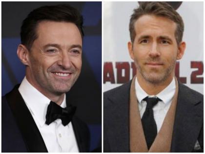 Hugh Jackman shares 'Deadpool 3' advice to Ryan Reynolds | Hugh Jackman shares 'Deadpool 3' advice to Ryan Reynolds
