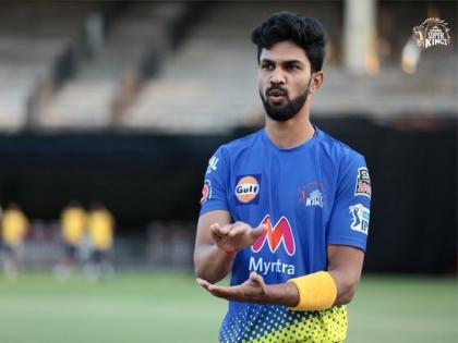 IPL 2021: Learnt from Dhoni it's important to try and make it count on your day, says Gaikwad | IPL 2021: Learnt from Dhoni it's important to try and make it count on your day, says Gaikwad