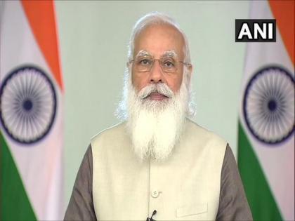 PM Modi extends Guru Purnima greetings | PM Modi extends Guru Purnima greetings
