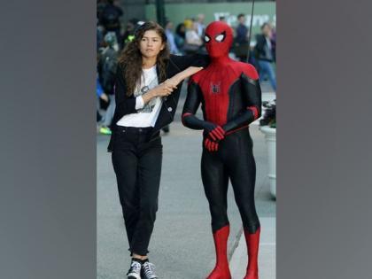 Zendaya expresses gratitude for her 'Spider-Man' experience | Zendaya expresses gratitude for her 'Spider-Man' experience