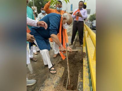 'Dada' Bhupendra Patel, BJP's 'unanimous' pick for Gujarat CM | 'Dada' Bhupendra Patel, BJP's 'unanimous' pick for Gujarat CM