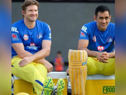IPL 2021: Shane Watson wants CSK to 'make it four titles' this year   IPL 2021: Shane Watson wants CSK to 'make it four titles' this year