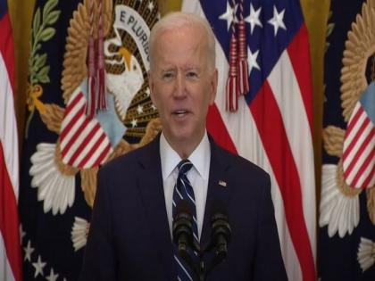Every American above 16 eligible to get COVID-19 vaccine: Biden   Every American above 16 eligible to get COVID-19 vaccine: Biden