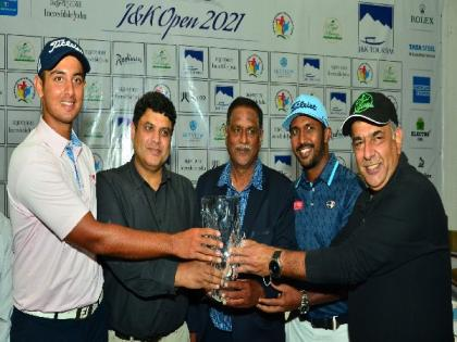 Golf body, J-K tourism hold golf tournament from today   Golf body, J-K tourism hold golf tournament from today