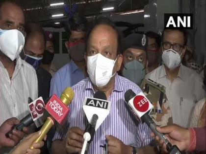 Delhi allotted more than its oxygen quota, state govt's responsibility to rationalise it: Dr Harsh Vardhan | Delhi allotted more than its oxygen quota, state govt's responsibility to rationalise it: Dr Harsh Vardhan