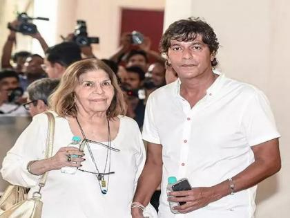 Chunky Panday's mother passes away   Chunky Panday's mother passes away
