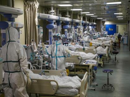 COVID-19: Vadodara receives 100 new ventilators, installation work underway | COVID-19: Vadodara receives 100 new ventilators, installation work underway