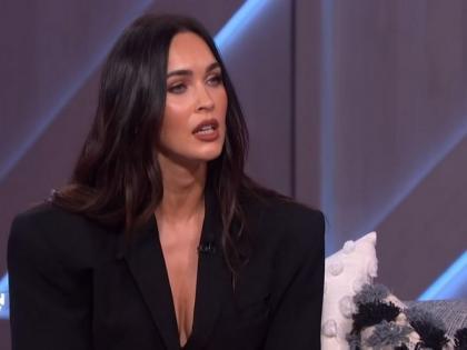 Megan Fox surprises fans with Britney Spears impression on Kelly Clarkson Show | Megan Fox surprises fans with Britney Spears impression on Kelly Clarkson Show