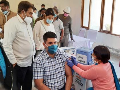 COVID-19: India's cumulative vaccination coverage crosses milestone of 76 cr | COVID-19: India's cumulative vaccination coverage crosses milestone of 76 cr