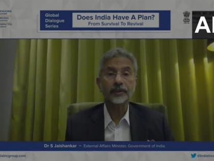 Jaishankar points at 'underinvestment' in healthcare system as India battles COVID-19 | Jaishankar points at 'underinvestment' in healthcare system as India battles COVID-19