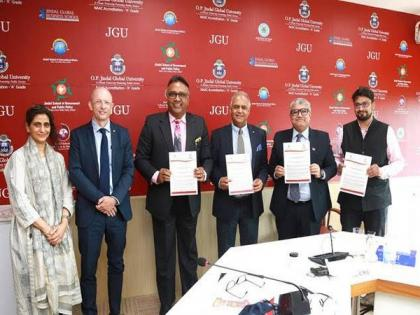 JGU signs MOU with the International Committee of the Red Cross (ICRC) for academic collaborations and joint degree programmes | JGU signs MOU with the International Committee of the Red Cross (ICRC) for academic collaborations and joint degree programmes