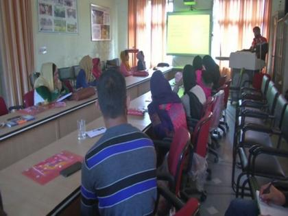 Krishi Vigyan Kendra trains rural women in J-K's Poonch on fruit processing and preservation   Krishi Vigyan Kendra trains rural women in J-K's Poonch on fruit processing and preservation