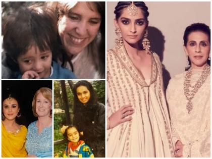 From Sonam Kapoor to Katrina Kaif, B-Town celebs extend warm wishes on Mother's Day | From Sonam Kapoor to Katrina Kaif, B-Town celebs extend warm wishes on Mother's Day