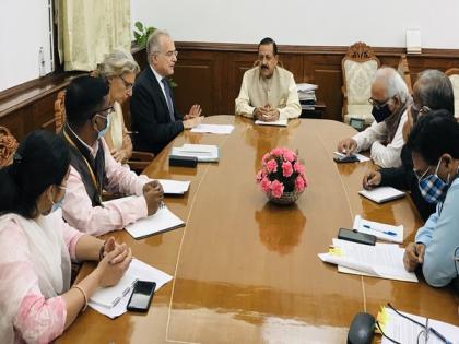 India, European Union collaboration represents aspiration of 2 billion people: Union Minister Dr Jitendra Singh | India, European Union collaboration represents aspiration of 2 billion people: Union Minister Dr Jitendra Singh