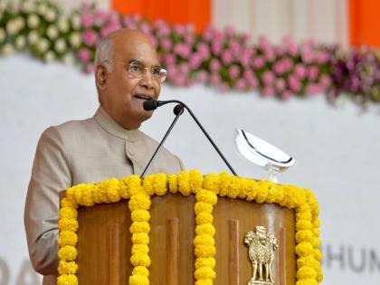 'Eid Mubarak': President Kovind extends greetings to nation on Eid-ul-Zuha | 'Eid Mubarak': President Kovind extends greetings to nation on Eid-ul-Zuha