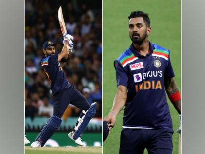 ICC T20I Rankings: Kohli rises to fourth, Rahul retains sixth spot   ICC T20I Rankings: Kohli rises to fourth, Rahul retains sixth spot