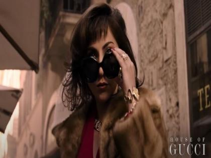 Lady Gaga transforms into Mrs Gucci in first trailer of 'House of Gucci' | Lady Gaga transforms into Mrs Gucci in first trailer of 'House of Gucci'