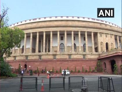Monsoon session: Lok Sabha, Rajya Sabha adjourned till 12 noon   Monsoon session: Lok Sabha, Rajya Sabha adjourned till 12 noon