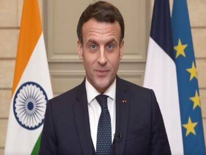 'India is very committed' on climate action, says Macron   'India is very committed' on climate action, says Macron