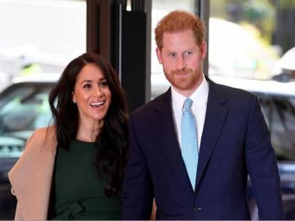 Meghan Markle, Prince Harry welcome daughter Lilibet Diana   Meghan Markle, Prince Harry welcome daughter Lilibet Diana