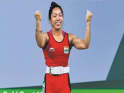 TOPS sanctions weightlifter Mirabai Chanu's training programme in USA   TOPS sanctions weightlifter Mirabai Chanu's training programme in USA