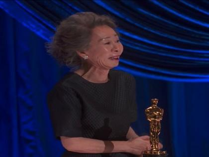 Oscars 2021: Yuh-Jung Youn wins Best Supporting Actress award for 'Minari' | Oscars 2021: Yuh-Jung Youn wins Best Supporting Actress award for 'Minari'