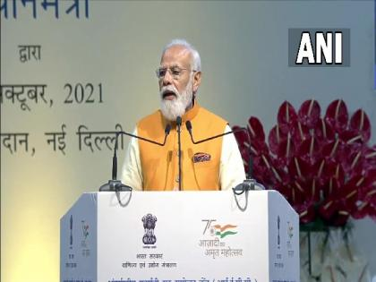 Quality infrastructure can help build economy, generate employment: PM Modi   Quality infrastructure can help build economy, generate employment: PM Modi