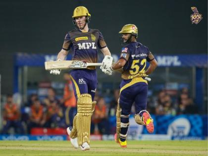 IPL 2021: Spirited KKR defeat Punjab Kings by five wickets | IPL 2021: Spirited KKR defeat Punjab Kings by five wickets