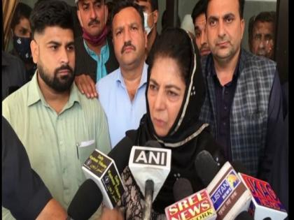 Mehbooba Mufti asks Centre to resolve citizens, farmers issues | Mehbooba Mufti asks Centre to resolve citizens, farmers issues