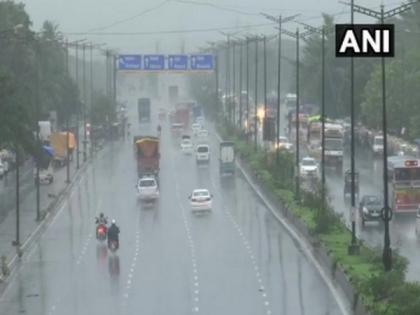 Mumbai to receive spell of rain till 4 pm on Wednesday, says IMD   Mumbai to receive spell of rain till 4 pm on Wednesday, says IMD