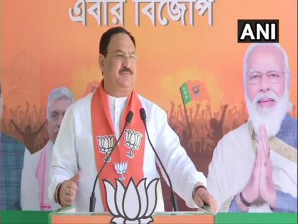 Mamata govt not handing over crime records to Central agencies: Nadda | Mamata govt not handing over crime records to Central agencies: Nadda