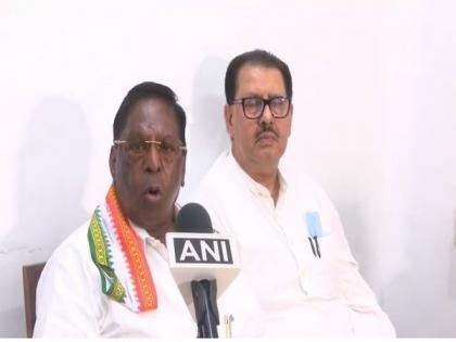 Puducherry CM terms ouster of LG Kiran Bedi as 'victory of people'   Puducherry CM terms ouster of LG Kiran Bedi as 'victory of people'
