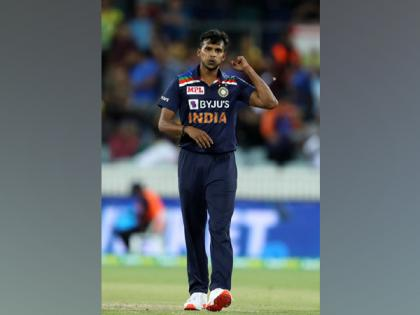 IPL 2021: SRH pacer Natarajan ruled out of tournament   IPL 2021: SRH pacer Natarajan ruled out of tournament