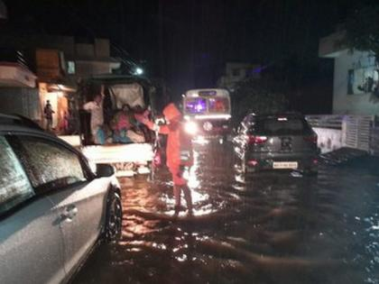 Maharashtra: Landslide in Raigad's Kalai village, rescue ops delayed due to waterlogging | Maharashtra: Landslide in Raigad's Kalai village, rescue ops delayed due to waterlogging