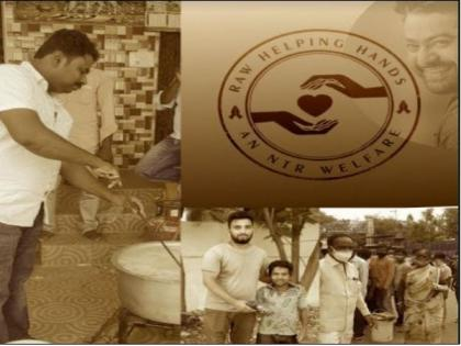 RAW NTR starts 365 days Food Donation Program across Telugu States   RAW NTR starts 365 days Food Donation Program across Telugu States