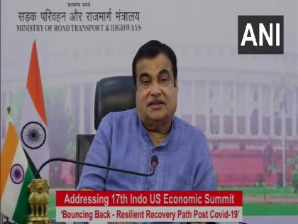 India, US bilateral trade projected to reach $500 billion by 2025: Gadkari | India, US bilateral trade projected to reach $500 billion by 2025: Gadkari