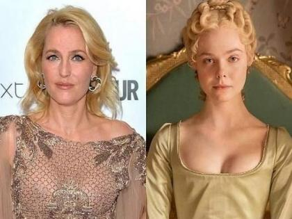 Gillian Anderson joins cast of 'The Great' season 2   Gillian Anderson joins cast of 'The Great' season 2