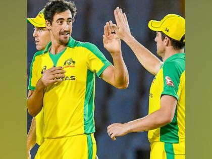 Starc bowls Australia to win against West Indies in first ODI | Starc bowls Australia to win against West Indies in first ODI