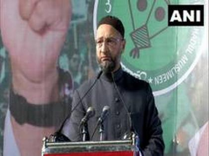WB polls: Owaisi's first rally in Kolkata cancelled after police refuse permission   WB polls: Owaisi's first rally in Kolkata cancelled after police refuse permission